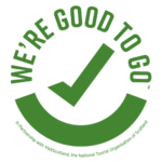 Good to Go logo - working to keep everyone safe